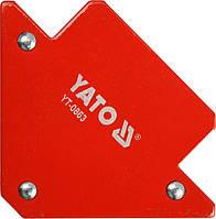 Магнитная струбцина для сварки YATO YT-0863 11,5 кг