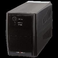 Источник бесперебойного питания  линейно-интерактивный LogicPower LPM-525VA-P