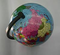 Глобус Мира Политический на подставке