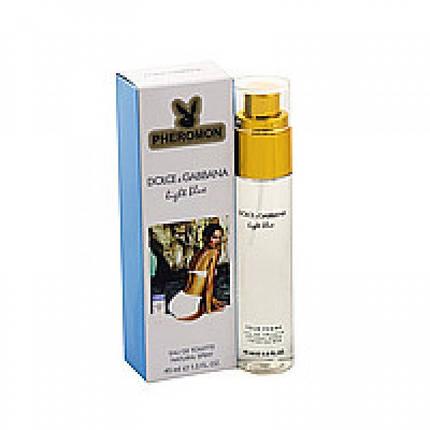Dolce Gabbana Light Blue for women edt - Pheromone Tube 45ml, фото 2