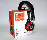 Беспроводные Bluetooth наушники JBL-B09 с МР3 и FM, фото 1