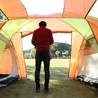 Палатка 2-х комнатная с тамбуром 4-х местная