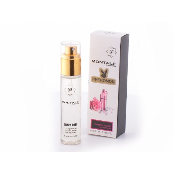 Montale Candy Rose edp - Pheromone Tube 45 ml