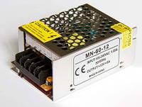 Негерметичный блок питания Сompact 12В с силой тока 5,0А