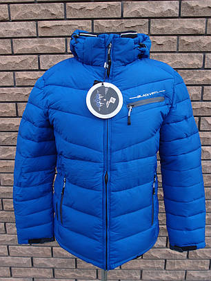 Зимняя куртка Black Vinyl