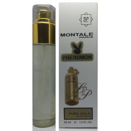 Montale Pure Gold edp - Pheromone Tube 45 ml, фото 2