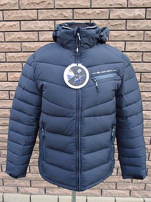 Куртка мужская Black Vinyl