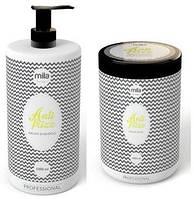 Шампунь Mila PRO Аргановый для препятствия распушивания волос, 1000 мл