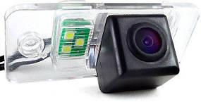 Штатная камера заднего вида Falcon SC97HCCD. Audi A6. 09-11/A4/A3/Q7/S5
