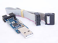 Программатор AVR Atmel USBISP ASP
