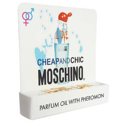Moschino I Love Love - Mini Parfume 5ml, фото 2