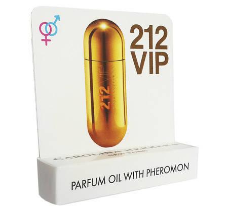 Carolina Herrera 212 Vip - Mini Parfume 5ml, фото 2