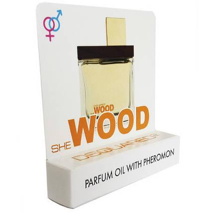 DSquared2 She Wood - Mini Parfume 5ml, фото 2