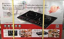 Плита индукционная Royalty Line RL-EIP4000.1 2000+1400 Вт