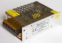 Негерметичный блок питания для светодиодной ленты 100Вт Сompact  12В