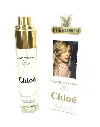 Chloe Love Story edp - Pheromone Tube 45ml, фото 2