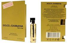 Dolce Gabbana The One pour femme - Parfume Oil with pheromon 5ml