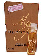 Burberry My Burberry - Parfume Oil with pheromon 5ml