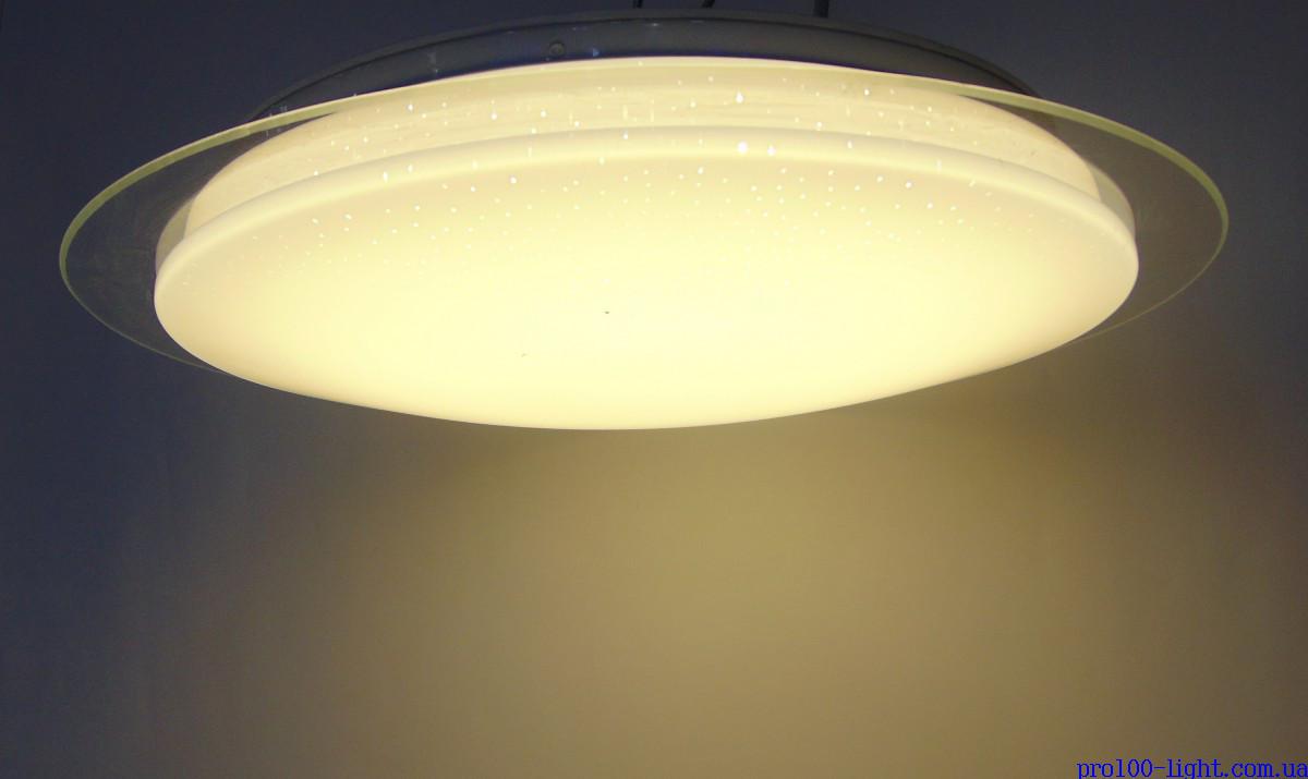 Потолочный Led cветильник SMART 40W-023 с пультом ДУ
