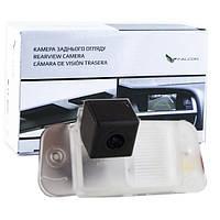 Штатная камера заднего вида Falcon SC103-HCCD. SsangYong Actyon 2006-2010