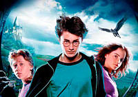 "Картинка вафельная А4 ""Гарри Поттер 4"""