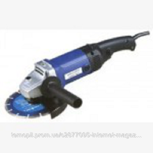 Угловая шлифовальная машина   Wintech WAG-125L/1100