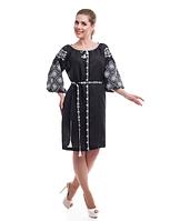 """Сукня вишита на льоні """"Іванна"""" розміри в наявності, фото 1"""
