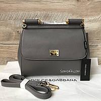 Женская сумка Dolce & Gabbana Miss Sicily mini D&G