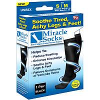 Компрессионные гольфы с массажным эффектом Miracle Socks