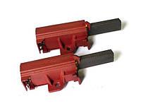 Щітки електродвигуна пральних машин Zanussi Candy Whirlpool 481281729602, 4900466