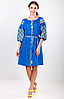 """Лляна вишита сукня """"Лучезара"""" розміри в наявності"""