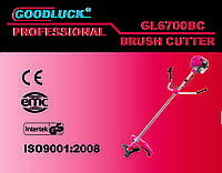 Бензокоса  Goodluck - 6700 п/п ( 1  диск / 1 бабина )