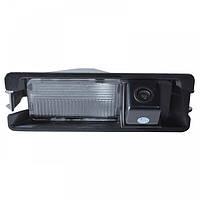 Штатная камера заднего вида Prime-X CA-1321. Renault Logan 2005-2013/Sandero