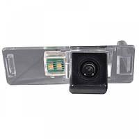 Штатная камера заднего вида Prime-X CA-1325. Chevrolet Aveo T300 2012/Camaro 2012/Cruze 5D/Cruze Universal