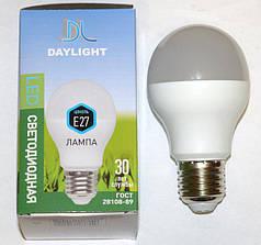 Светодиодная LED лампа Daylight А 55 7W 2700К теплый свет