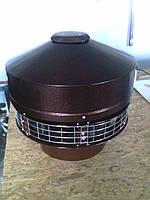Дымосос 7500м3/ч, t350градC ф355 крышный