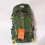 Спортивный рюкзак The North Face 40 л стильный яркий оранжевый, фото 9