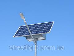 Автономное освещение, уличные светодиодные фонари
