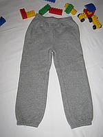 Штаны трикотажные с начесом Joe Boxer оригинал рост 110 см серые 07160, фото 1