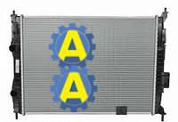 Радиатор охлаждения двигателя(основной) на Ниссан Кашкай( Nissan Qashqai )2010-2014