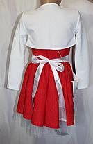 Дитяче плаття бантик, фото 3