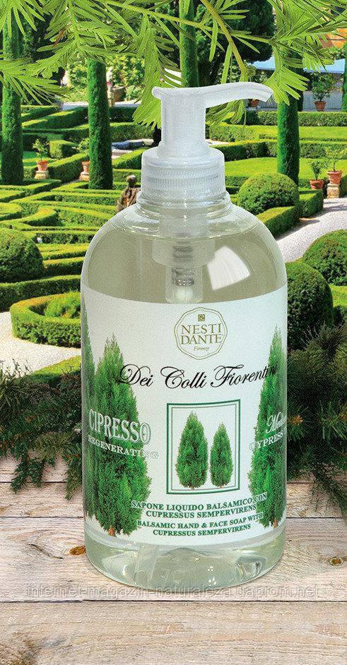 Гель для душа и ванны Nesti Dante Высоты Флоренции Кипарис 500 мл