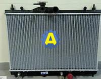 Радиатор охлаждения двигателя (основной) на Ниссан Тиида ( Nissan Tiida ) 2005-2012