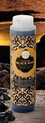 Гель для душа Nesti Dante Черный премиум 300 мл, фото 2
