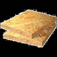 Ориентированно стружечная плита  OSB-3 10мм 1,25*2,5 Kronospan