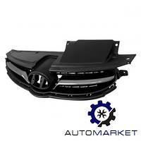 Решетка радиатора Hyundai Elantra 2011-2014 (MD), фото 1