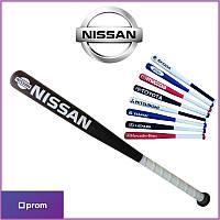 Бейсбольная бита 🏏 Nissan ⭐⭐⭐⭐⭐ Autobita, фото 1