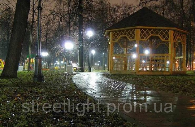 Светодиодное освещение парков