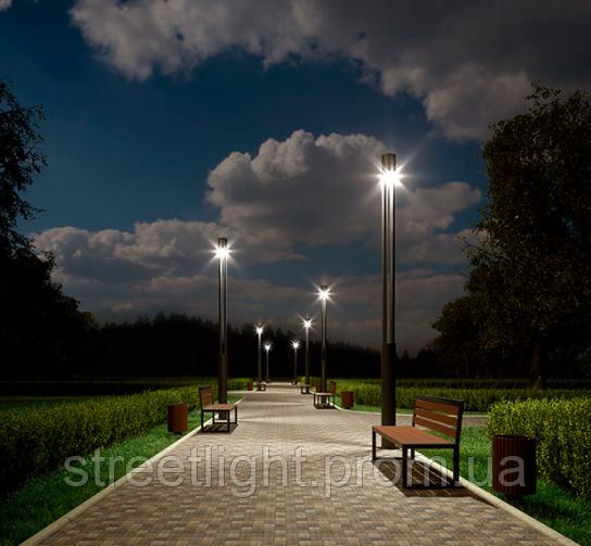 Светодиодное освещение зон отдыха