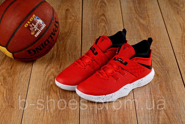 Мужские баскетбольные кроссовки Nike LeBron Soldier 10 Low (Red/Black)
